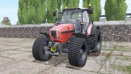 Same Fortis 160 new wheels for Farming Simulator 2017