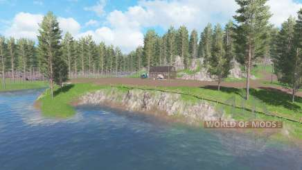 Kootenay Valley v1.2 for Farming Simulator 2017
