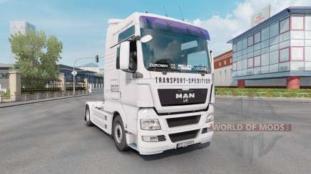MAN TGX E5 for Euro Truck Simulator 2