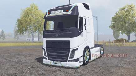 Volvo FH 750 Globetrotter XL cab 2014 for Farming Simulator 2013