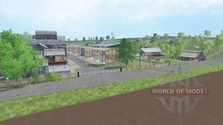 Elenovka v3.3.1 for Farming Simulator 2015