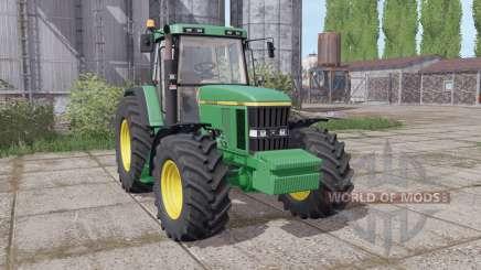 John Deere 7610 animation parts for Farming Simulator 2017