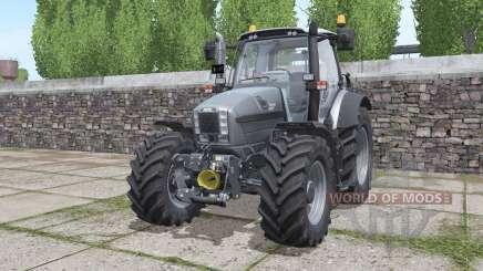 Same Fortis 240 selectable engine for Farming Simulator 2017