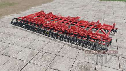 Kuhn Excelerator 8000-50 v1.1 for Farming Simulator 2017