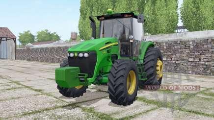 John Deere 7205J for Farming Simulator 2017