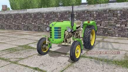 Zetor 3011 1960 for Farming Simulator 2017