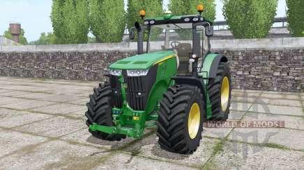 John Deere 7230R front loader for Farming Simulator 2017