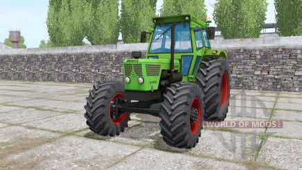 Deutz D 80 06 interactive control for Farming Simulator 2017