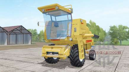 New Holland Clayson 8070 wheels selection for Farming Simulator 2017
