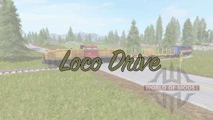 Loco Drive for Farming Simulator 2017