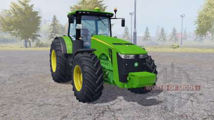 John Deere 8360R add weights for Farming Simulator 2013