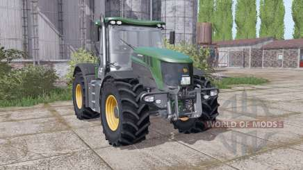 JCB Fastrac 3230 Xtra more configurations for Farming Simulator 2017