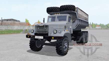 KrAZ 256Б1 for Farming Simulator 2017