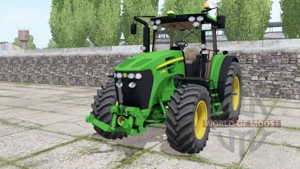 John Deere 7730 motor selection for Farming Simulator 2017