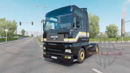 MAN TGA 18.660 XXL cab v1.6 for Euro Truck Simulator 2