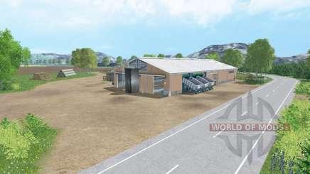 Bauernhof Lindenthal v4.1 for Farming Simulator 2015