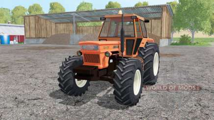 Fiat 1300 DT change wheels for Farming Simulator 2015
