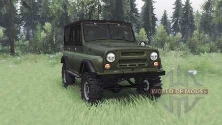 UAZ 469 v1.1 for Spin Tires