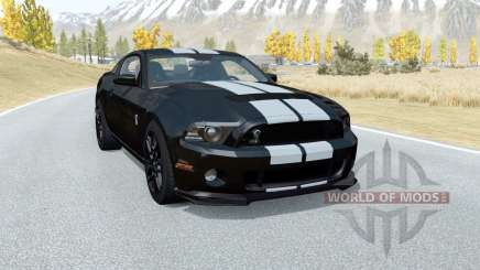 Shelby GT500 for BeamNG Drive
