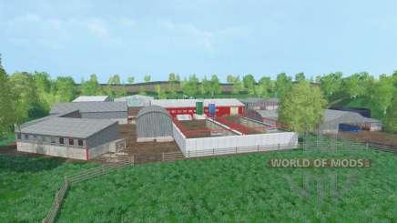 Harvest Home Farm v4.0 for Farming Simulator 2015