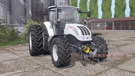 Steyr Multi 4115 configure for Farming Simulator 2017