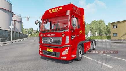 Dongfeng Kingland 2012 v1.1 for Euro Truck Simulator 2