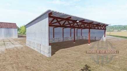 Old Garage for Farming Simulator 2017