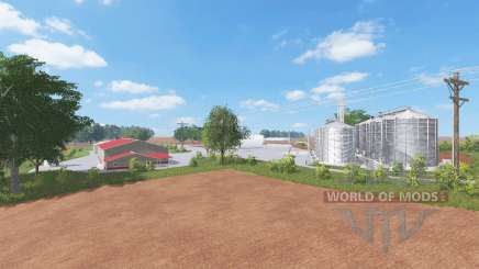 Newlin v1.5 for Farming Simulator 2017