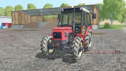 Zetor 7045 4x4 for Farming Simulator 2015