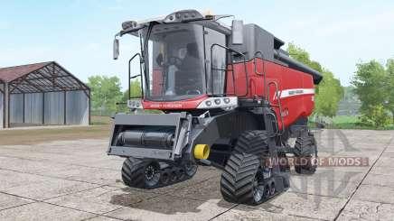 Massey Ferguson 9380 Delta crawler for Farming Simulator 2017