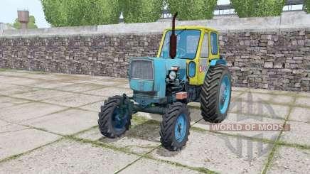 UMZ 6L with animated doors for Farming Simulator 2017