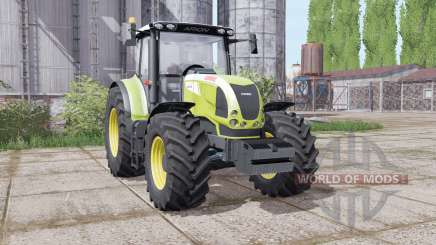CLAAS Arion 610 wheels configuration for Farming Simulator 2017