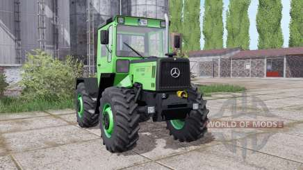 Mercedes-Benz Trac 700 Family Edition for Farming Simulator 2017