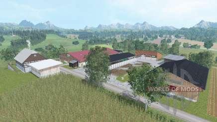 Bindlbach v2.0 for Farming Simulator 2015