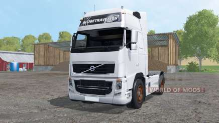 Volvo FH Globetrotter XL cab for Farming Simulator 2015