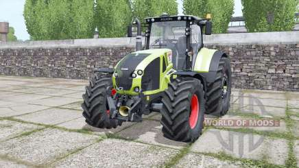 CLAAS Axion 950 design option for Farming Simulator 2017