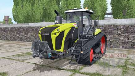 CLAAS Xerion 4000 crawler for Farming Simulator 2017