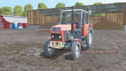 Ursus 912 front loader for Farming Simulator 2015