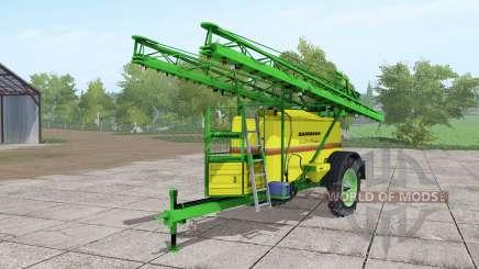 Dammann Profi-Class 5036 v1.1 for Farming Simulator 2017