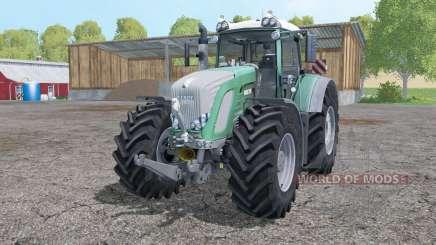 Fendt 939 Vario Special Edition for Farming Simulator 2015