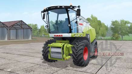 Claas Jaguar 840 with Orbis 750 for Farming Simulator 2017