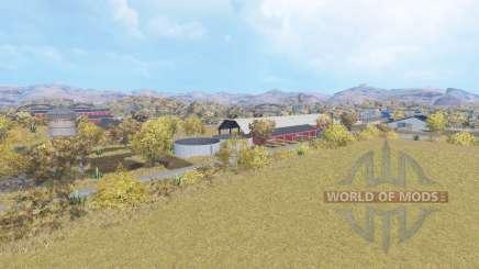 American Outback for Farming Simulator 2015