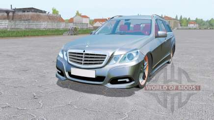Mercedes-Benz E 350 Estate (S212) 2009 stance for Farming Simulator 2017