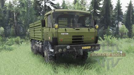 Tatra T815 VVN 20.235 6x6 1994 for Spin Tires