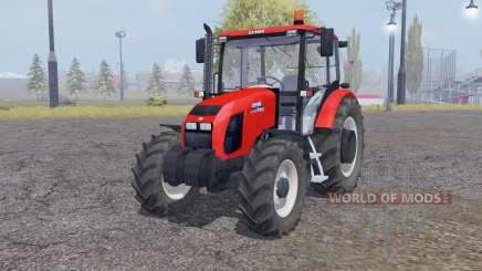 Zetor Proxima 8441 2004 front loader for Farming Simulator 2013