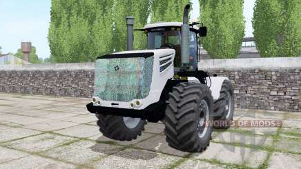 Kirovets 9450 dual wheels for Farming Simulator 2017