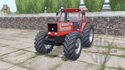 Fiat 180-90 Turbo configure for Farming Simulator 2017