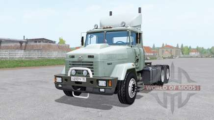 KrAZ 64431 1994 for Farming Simulator 2017
