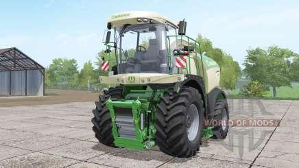 Krone BiG X 580 long pipe for Farming Simulator 2017