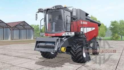 Laverda M410 retexture for Farming Simulator 2017